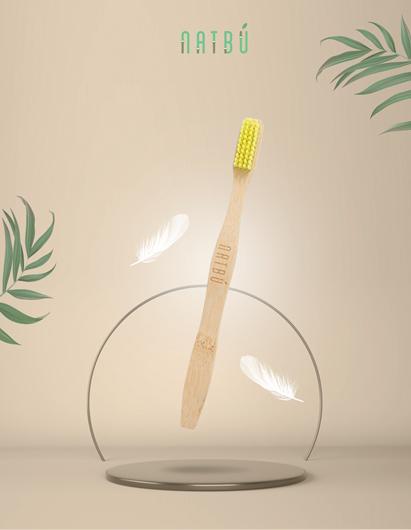 Imagen de Cepillo dental Natbú Sensitive