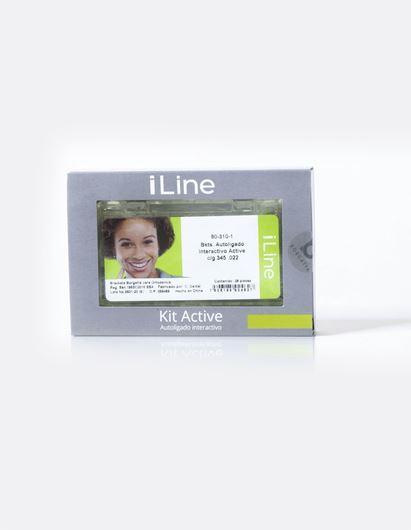 Imagen de Kit autoligado interactivo Active metálico