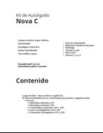"Imagen de Kit de Autoligado Interactivo Nova ""C"""