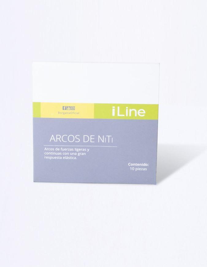 Imagen de Arco de NiTi iLine